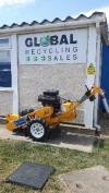 Carlton SP2010 Stump Grinder